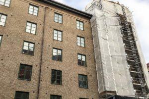 nordenskioldsgatan fasad