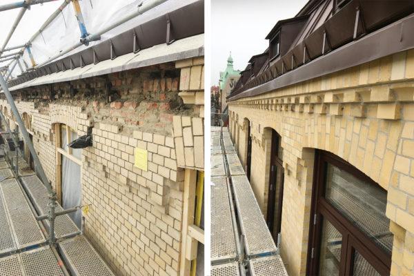 före och efter renoveringen